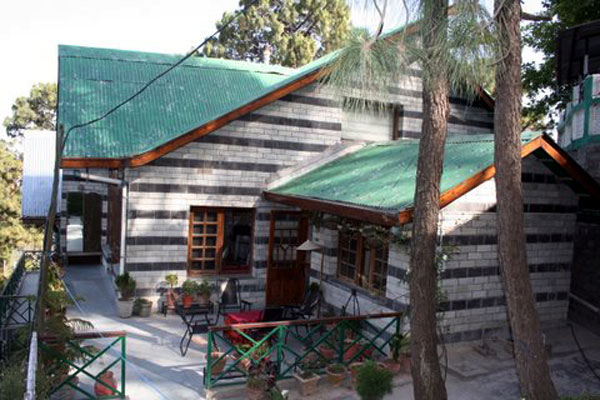 Kasauli Cottage-Indianhomestays.org