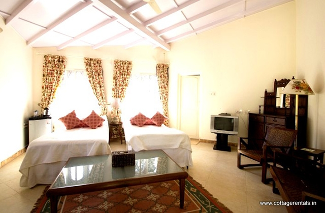 2 Bedroom Fantastic Cottage in Coorg near Nagarhole Sanctuary