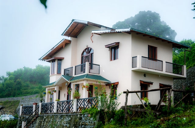 Rent Vacation Cottage Near Nainital